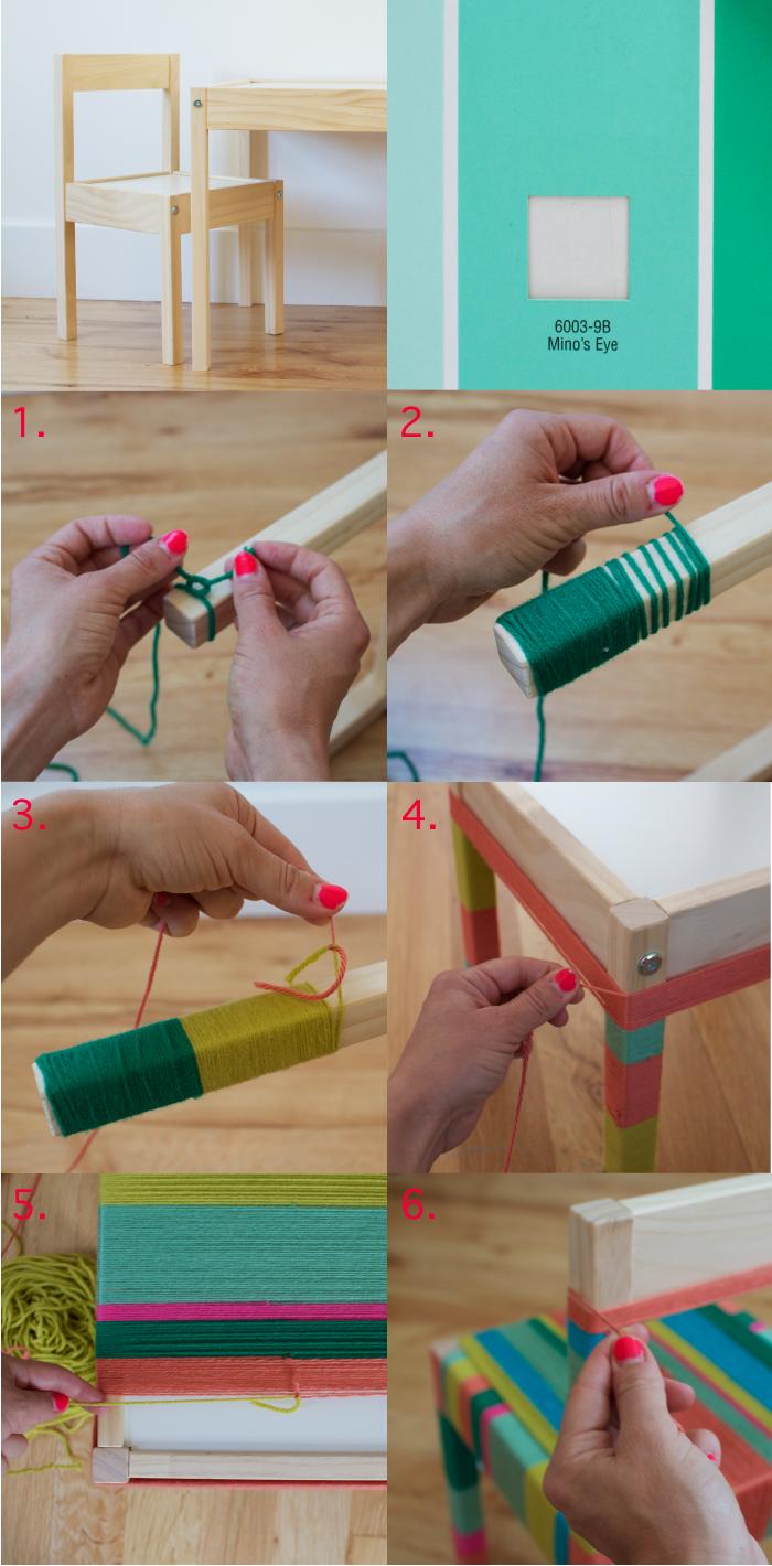 ikea norden table instructions
