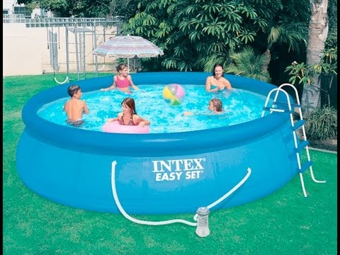 intex 18x9x52 ultra frame pool instructions