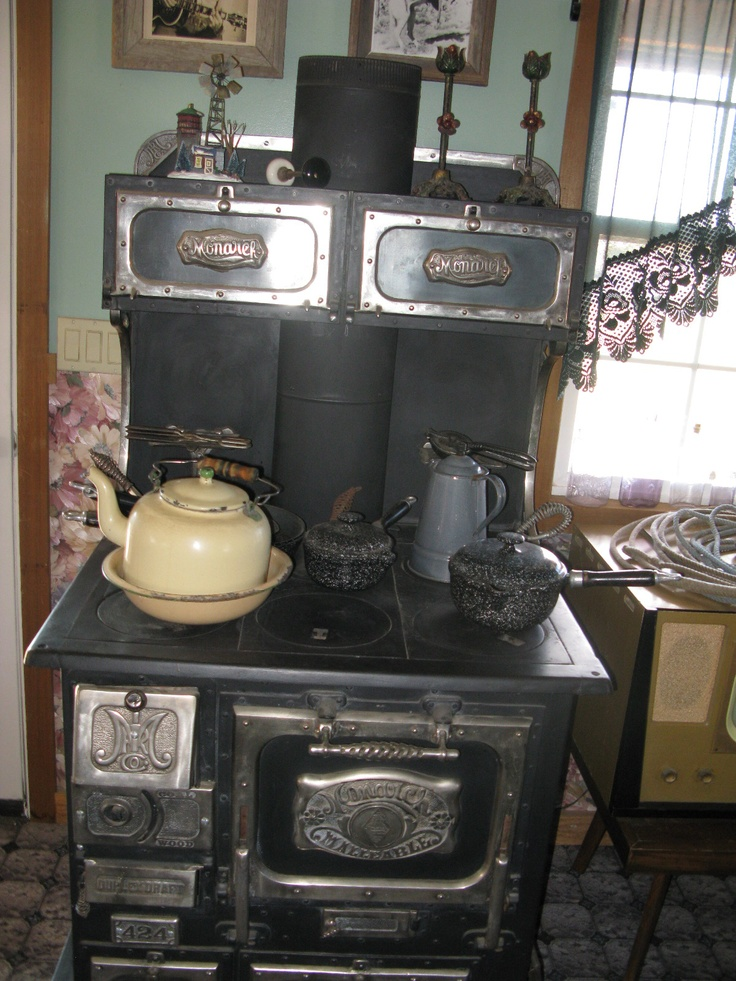 cooking on a wood stove instructions