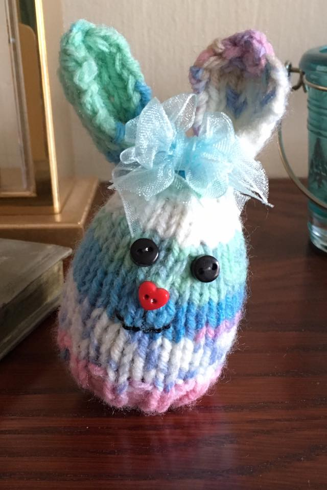 easter chick knitting pattern instructions
