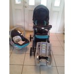 comfy cruiser baby carrier instructions