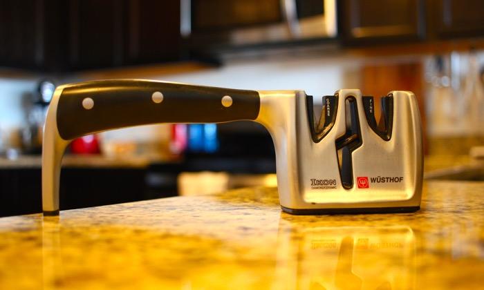 wusthof knife sharpener instructions
