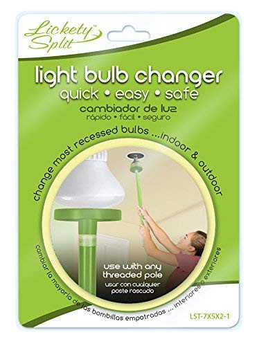 bayco light bulb changer instructions