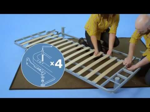 ikea hemnes bed assembly instructions