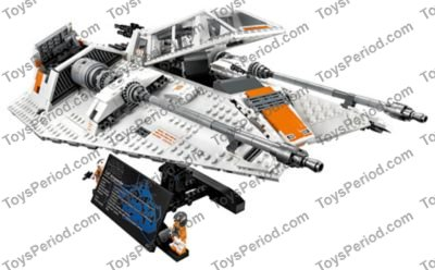 lego snowspeeder instructions 75144
