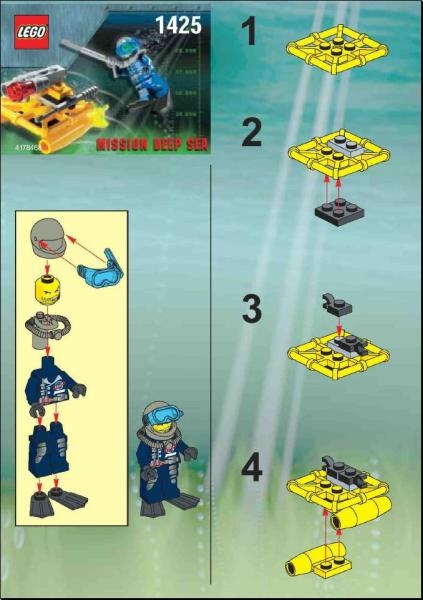 lego friends jet instructions