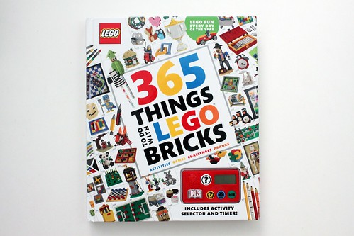 365 things to do with lego bricks instructions