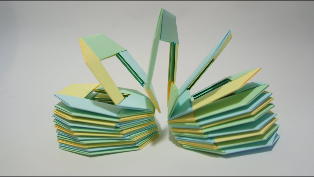 3d origami instructions book