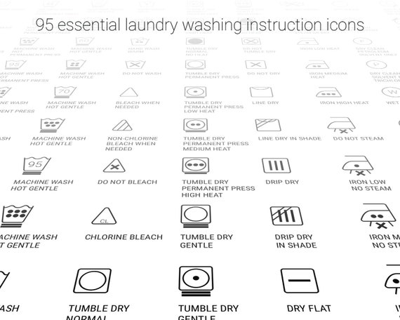 e cloth washing instructions