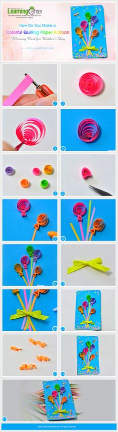 how to make a balloon flower instructions