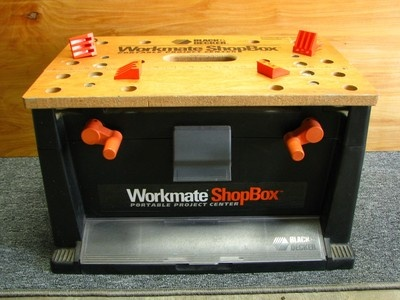 black and decker workmate instructions