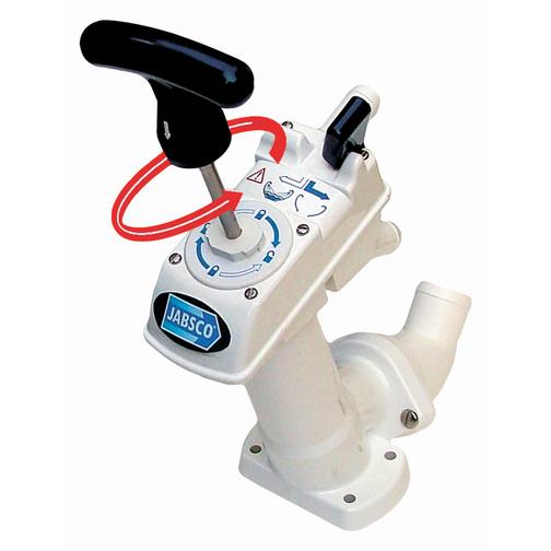 jabsco marine toilet installation instructions