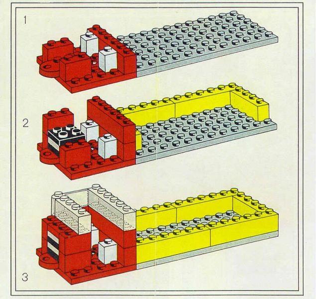 lego technic dump truck instructions