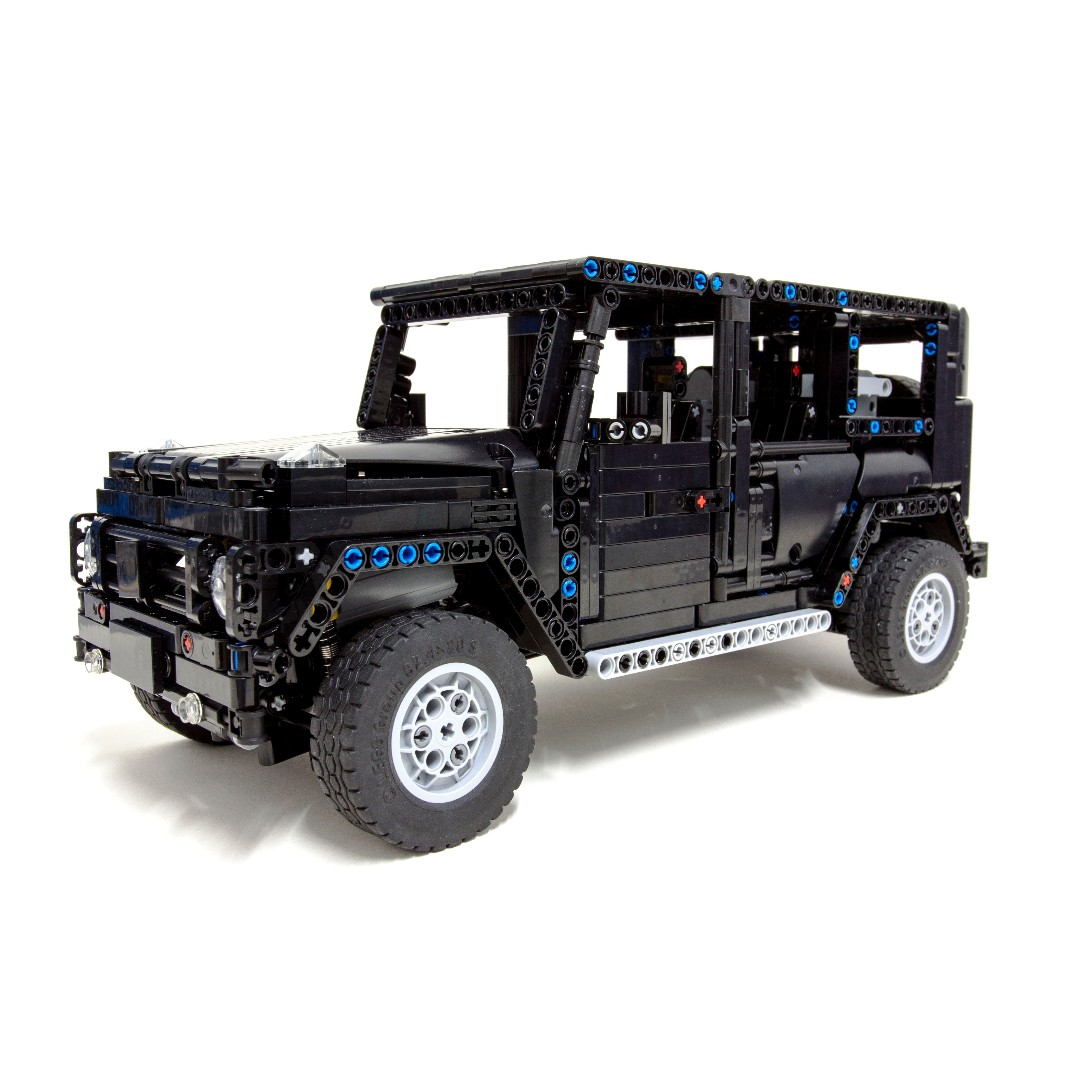 lego power functions car instructions