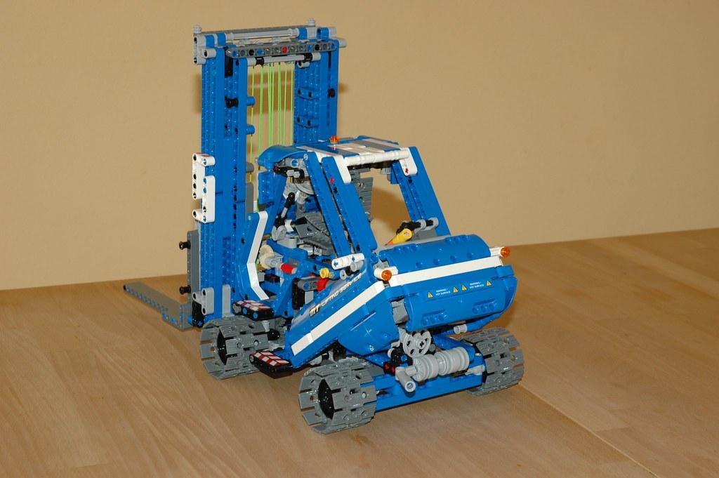 lego 42042 c model instructions