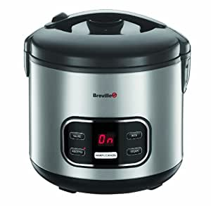 breville rice cooker and steamer instructions