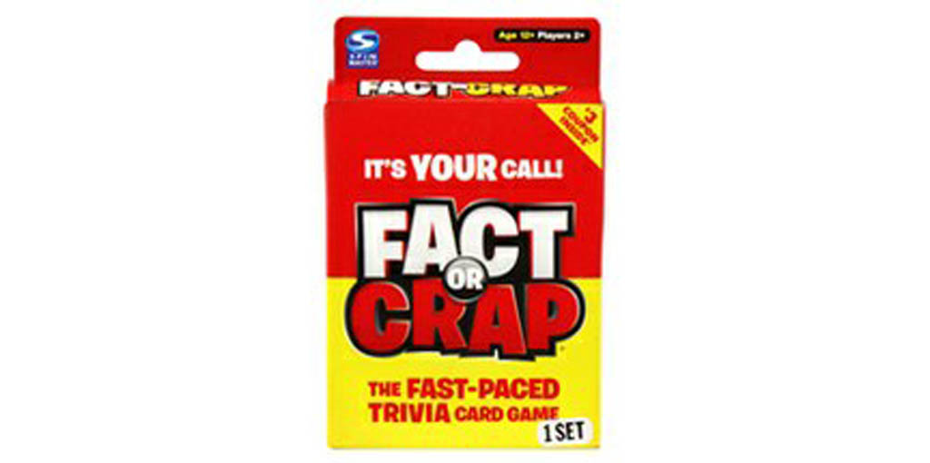 fact or crap instructions