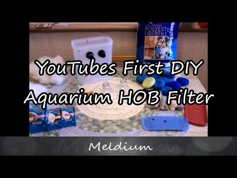 mini internal aquarium filter instructions