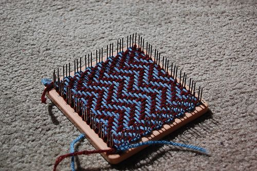 schacht tapestry loom instructions