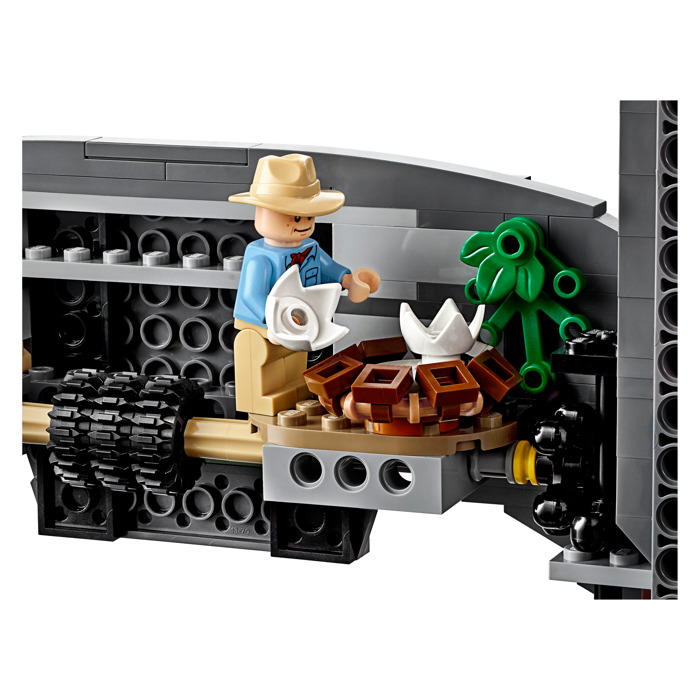 lego jurassic park instructions