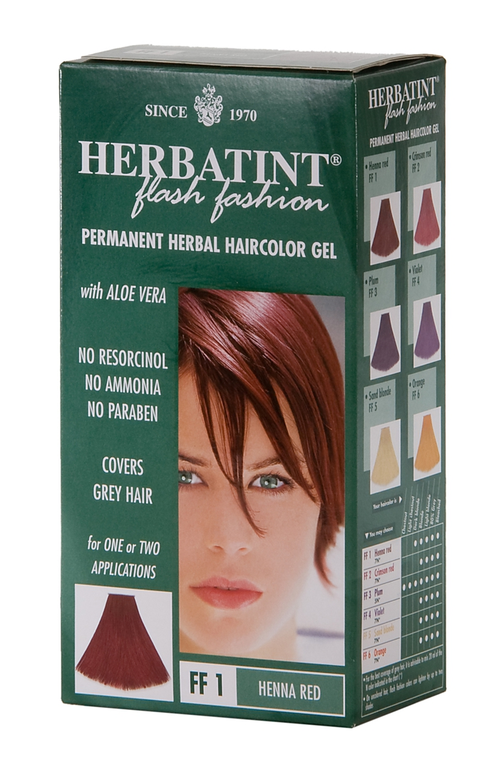 herbatint hair color instructions