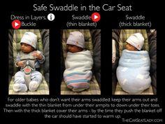 recaro baby seat instructions