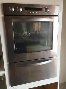 westinghouse pyrolytic oven instructions