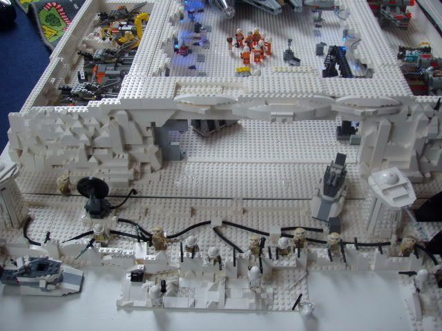 lego hoth echo base instructions