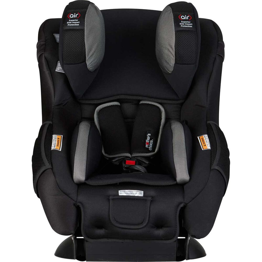 mothers choice car seat fitting instructions