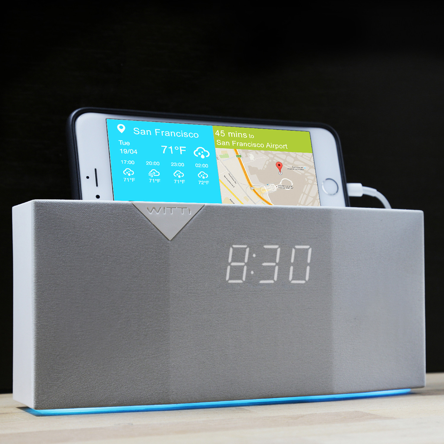 beddi alarm clock instructions