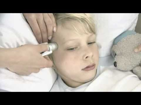 amcal infrared talking forehead thermometer instructions