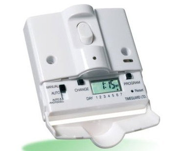 automatic light timer instructions