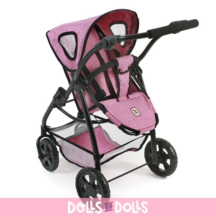 bayer chic 2000 dolls pram instructions