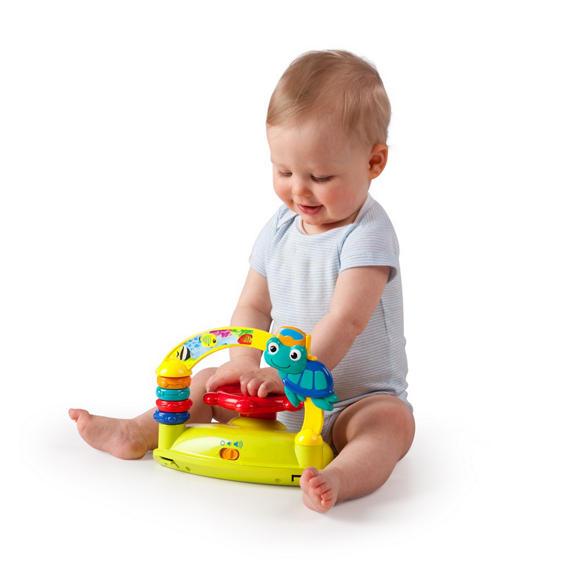 baby einstein walker instructions