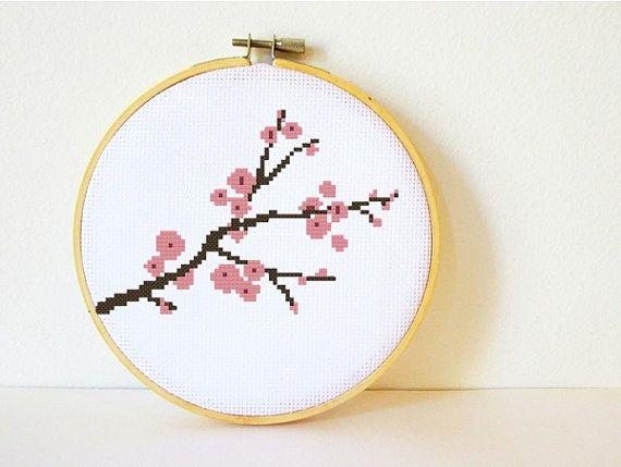 cross stitch pattern instructions