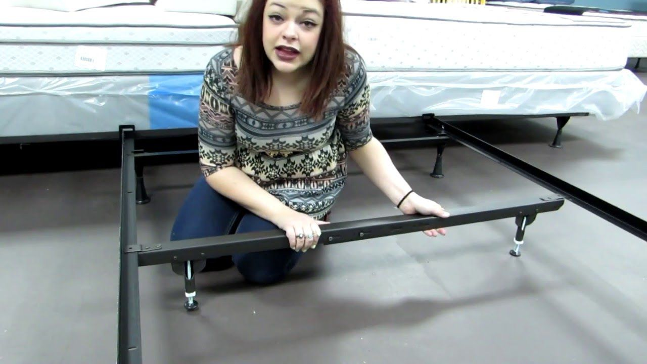bed frame assembly instructions queen