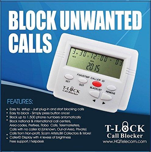 cpr v5000 call blocker instructions