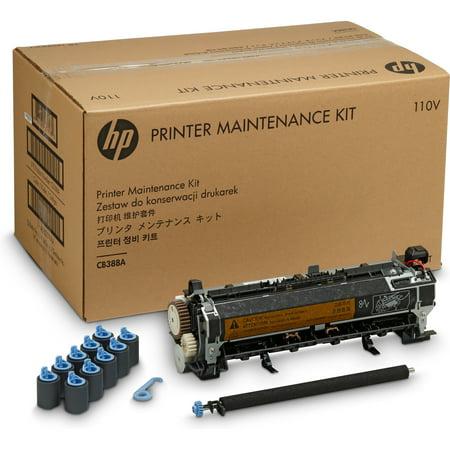 cb388a maintenance kit instructions