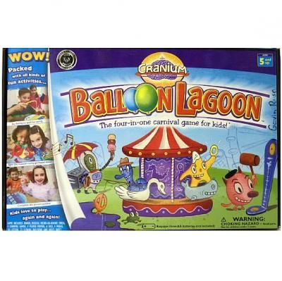 cranium balloon lagoon instructions