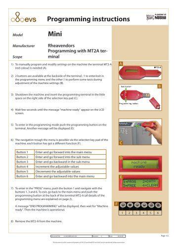 grasslin talento 371 timer instructions