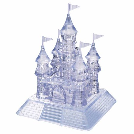 disney 3d crystal puzzle castle instructions