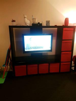 ikea lack tv stand instructions