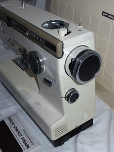 privileg sewing machine instructions
