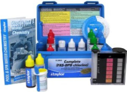 dpd pool test kit instructions
