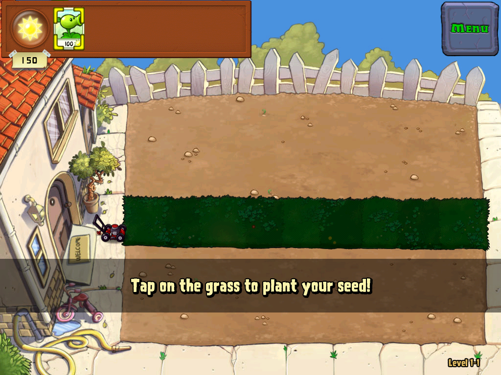 plants vs zombies instructions