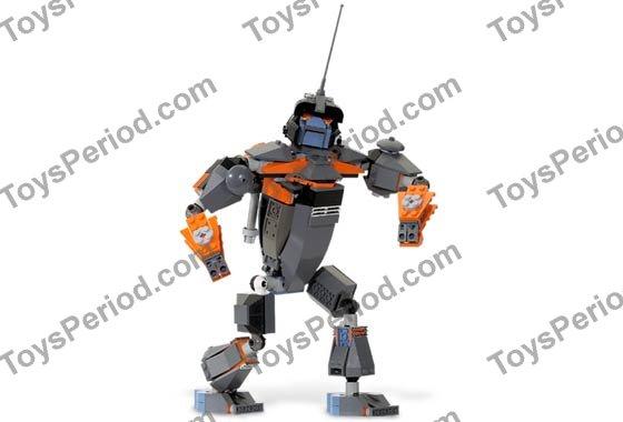 lego dimensions titan robot instructions