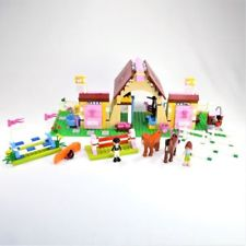 lego friends heartlake stables instructions