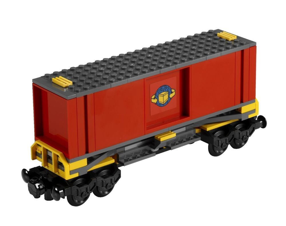 lego train car instructions