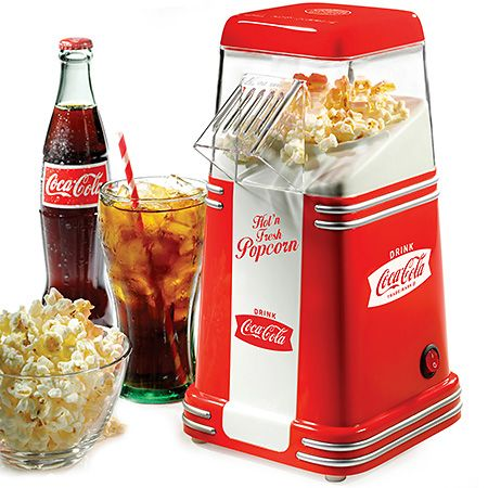 nostalgia electrics retro series mini hot air popcorn maker instructions