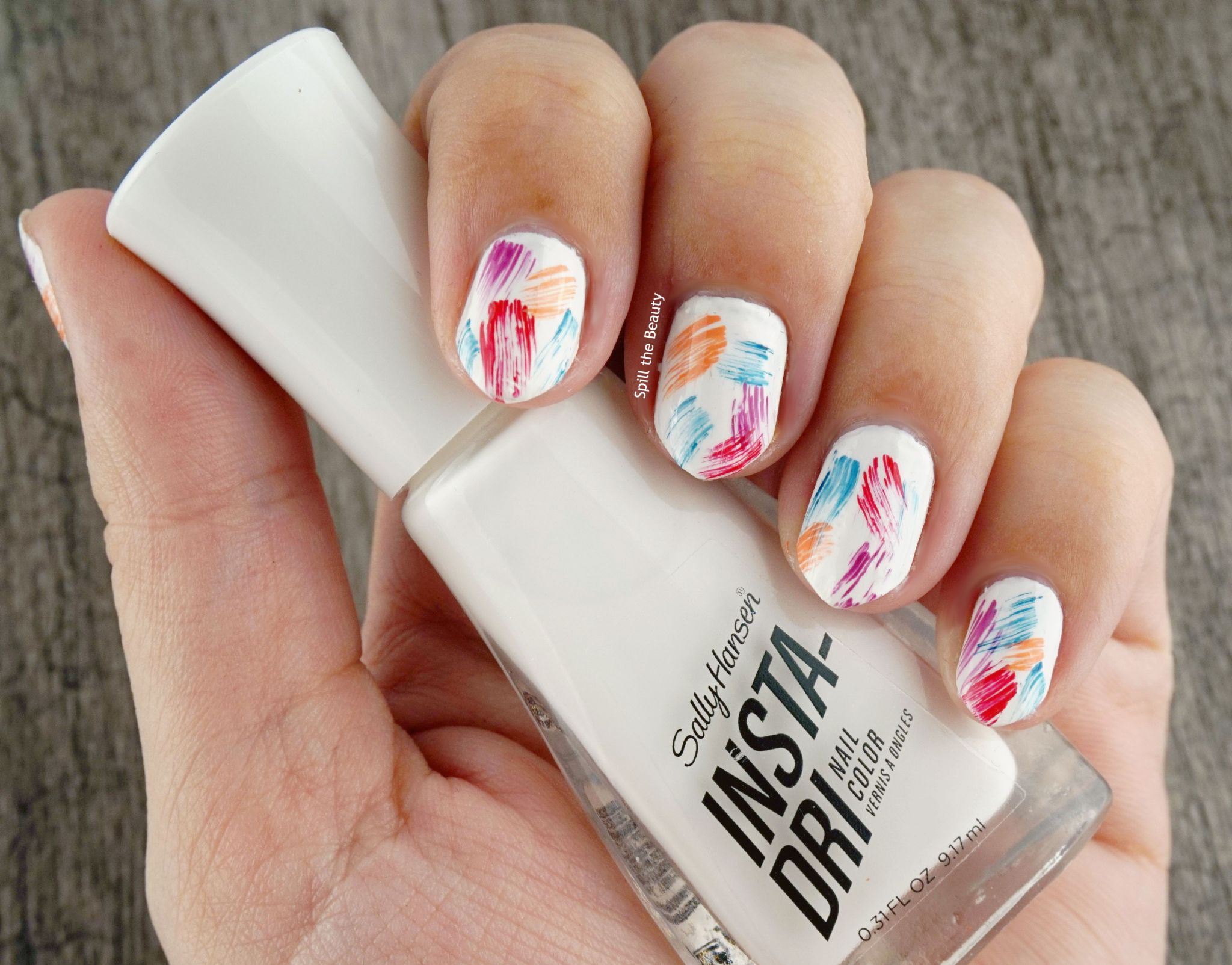 sally hansen nail stickers instructions
